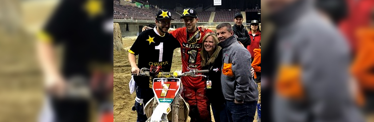 2018 ENDUROCROSS CHAMPION