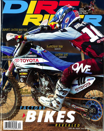 January 14 issue of DIRT RIDER