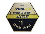 2017 Audience Survey - ARC Levers